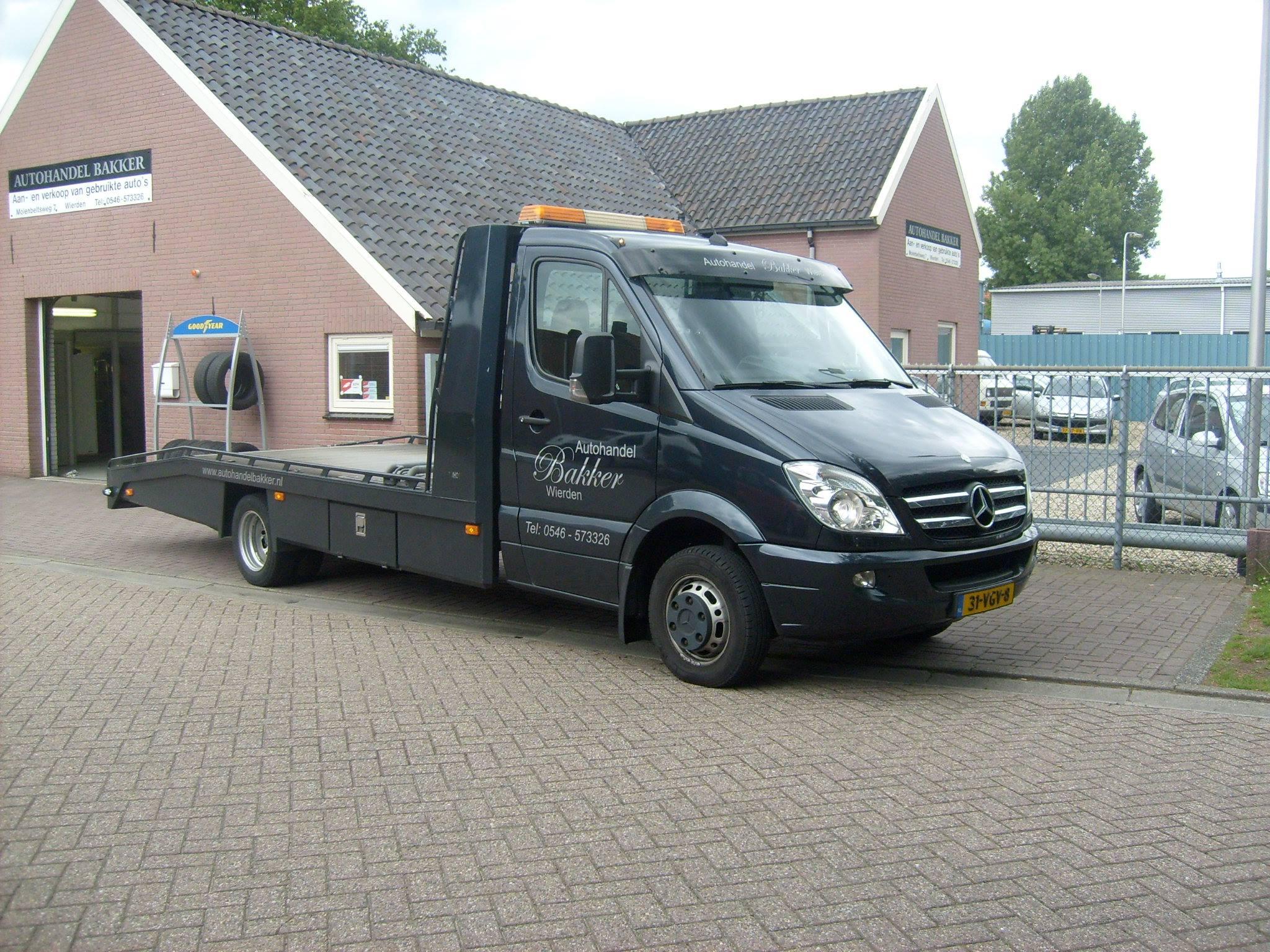 Garage Bakker Apeldoorn : Job bakker recreatie b v in wenum wiesel autobedrijf